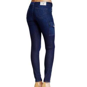 True Religion skinny Legging Leadville jeans NWT